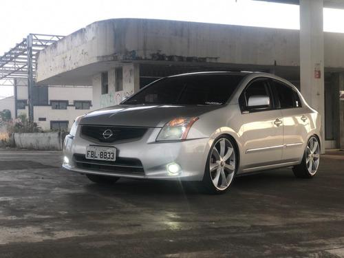 Nissan Sentra Sl 2012 2.0 Flex Automatico