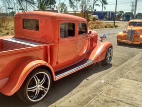 Chevrolets Pickup 1933 Y 1937