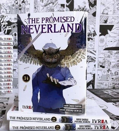Imagen 1 de 1 de Manga The Promised Neverland Tomo 14 - Argentina
