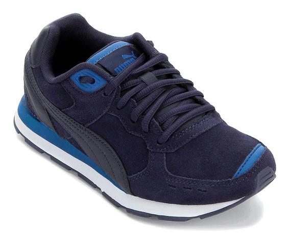 Tênis Puma Vista Sd Bdp Masculino Azul