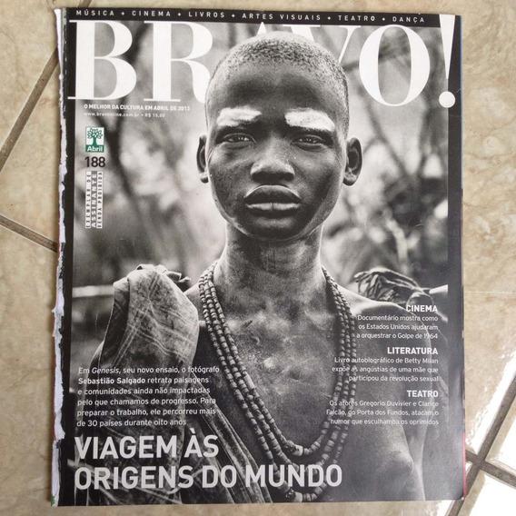 Revista Bravo Abril 2013 188 Sebastião Salgado