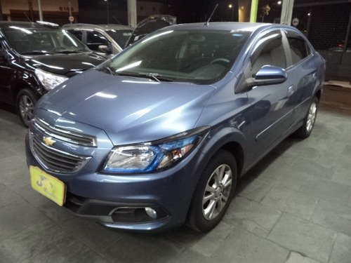 Chevrolet Prisma Ltz 1.4 Flex Completo 2015 Azul