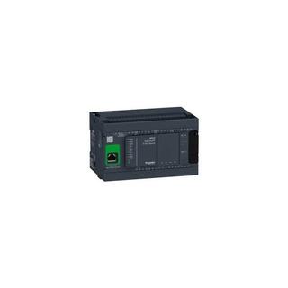 Schneider Tm241ce24t Plc 24 Es Tr Pnp Ethernet