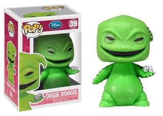 Funko Pop! Oogie Boogie #39 Disney El Extraño Mundo De Jack
