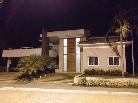 Casa No Cond Lago Paranoa, Bairro Mosqueiro - Cp6377