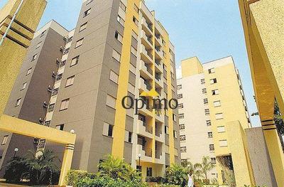 Apartamento Com 2 Dormitórios Para Alugar, 68 M² Por R$ 1.900/mês - Jardim Marajoara - São Paulo/sp - Ap2237