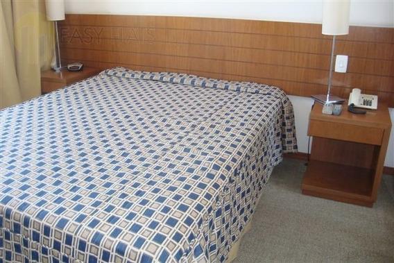 Flat Para Aluguel, 2 Dormitórios, Consolação - São Paulo - 1129