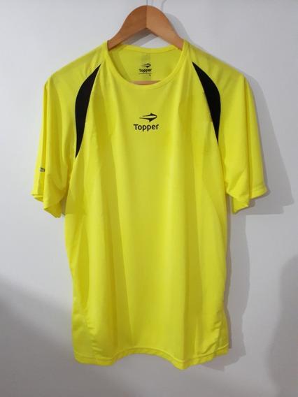 Remera Deportiva Tenis Training Running Topper