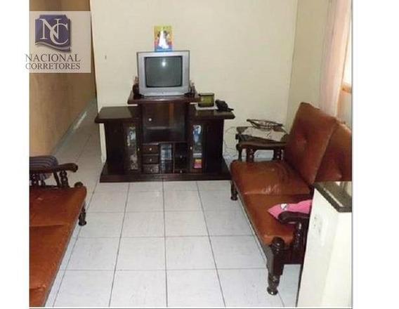 Casa À Venda, 125 M² Por R$ 300.000,00 - Parque João Ramalho - Santo André/sp - Ca0612