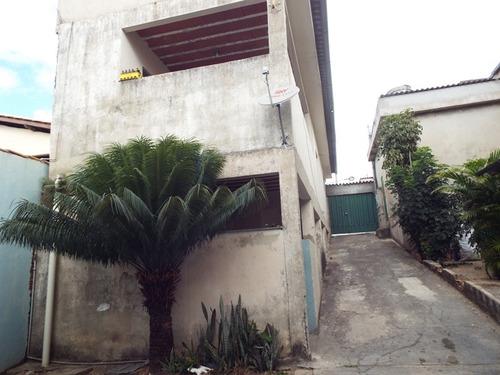 Casa Com 6 Quartos Para Comprar No Asteca Em Santa Luzia/mg - 2197