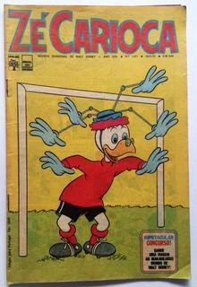 Gibi Hq Zé Carioca # 1071, 1972 Ótimo Estado!