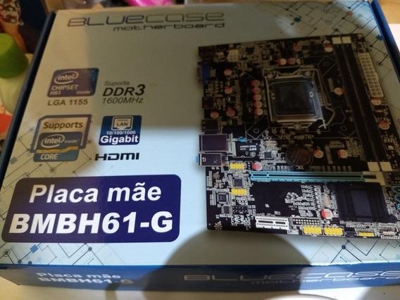 Kit Processador I5 2318+placa Mãe Bmbh61-g+memória Ddr3 8gb