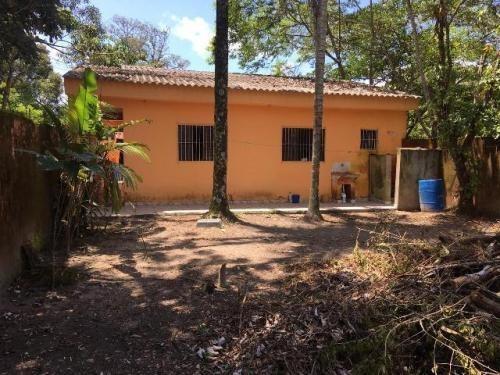 Bonita Casa Lado Serra No Coronel Em Itanhaém - 6340   Npc