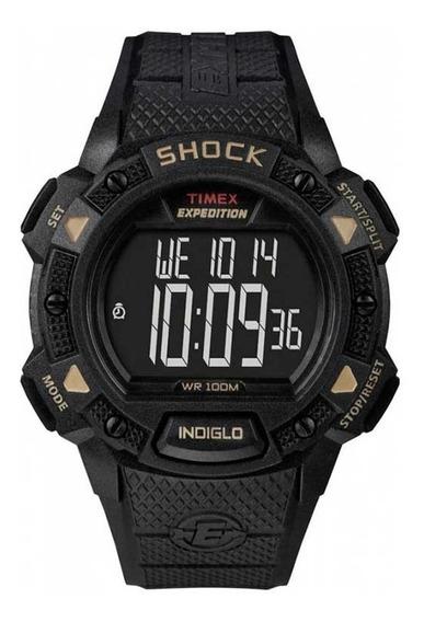 Relógio Timex Masculino Expedition Shock Chrono T49896ww/tn