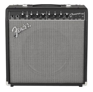 Amplificador Fender Champion 40 Wats Analogo Para Guitarra