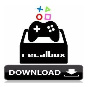 Recalbox 32gb Imagem Para Download Microsd 32gb 13 Mil Jogos