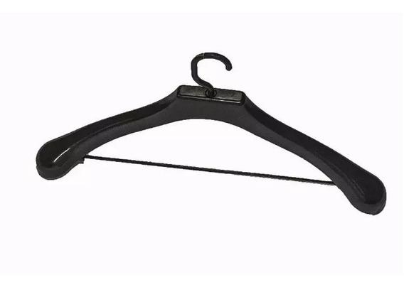 50 Un Cabides Giratório De Plastico Para Ternos Vestidos Etc
