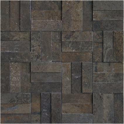 Inserto Piedra Korb Color Black 29,75x29,75- Wasser
