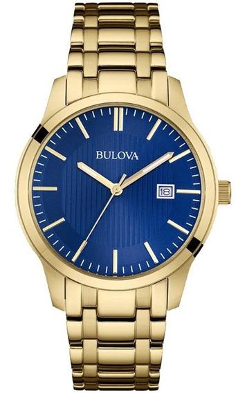 Relógio Bulova Dress Analógico Unissex Wb22444z - 97b156