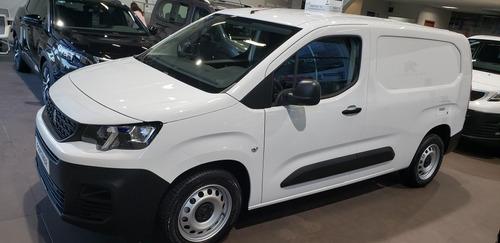 Imagen 1 de 14 de Peugeot Partner Maxi 1.2l Puretech Gasolina 2022 Nuevo