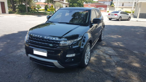 Land Rover Evoque 2013 2.0 Si4 Dynamic 5p Br