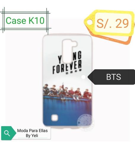 Case Bts Para LG K10