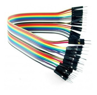 Cable Cinta Dupont 40 Pines Cables 20 Cms