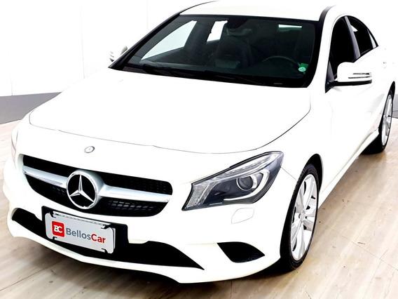 Mercedes Cla-200 1.6 Urban 16v Flex 4p Automático 2014/2...