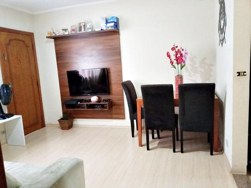 Residencial Itália 50m² 2 Dormitórios 1 Vaga, Gopouva Ap1926