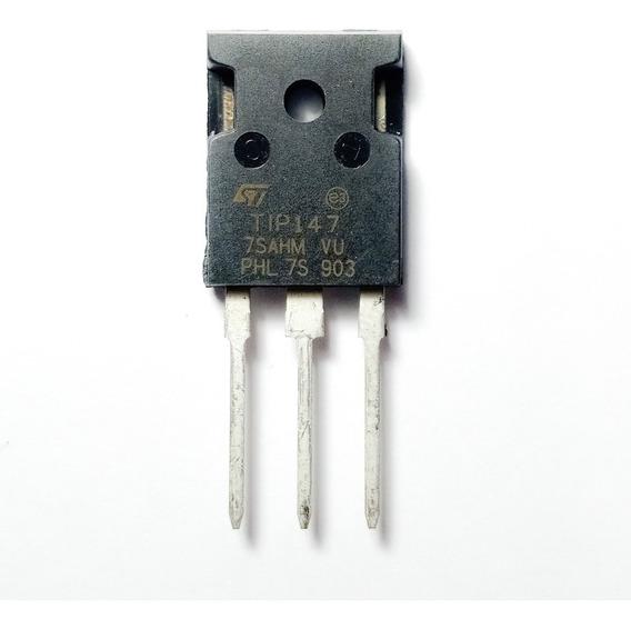 Tip 147 Tip-147 Tip147 Transistor Darlington 100v 10a To247