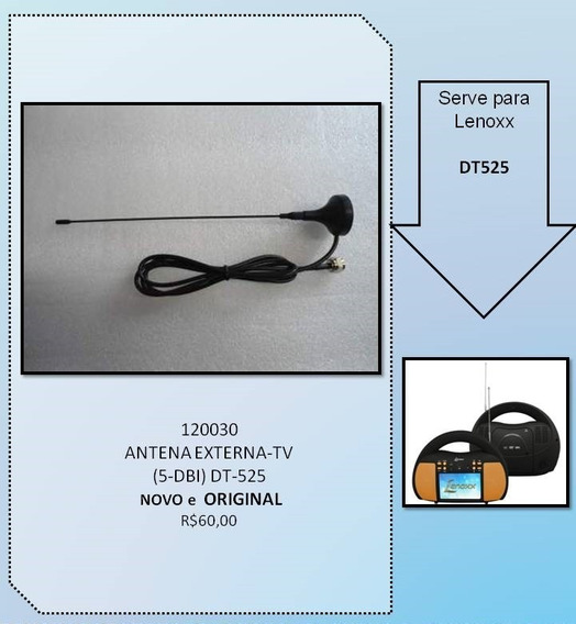 Antena Dt-525