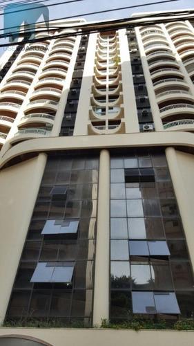Apartamento A Venda No Bairro Centro Em Guarujá - Sp.  - 1050-1