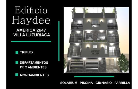 Emprendimiento Edificio Haydee