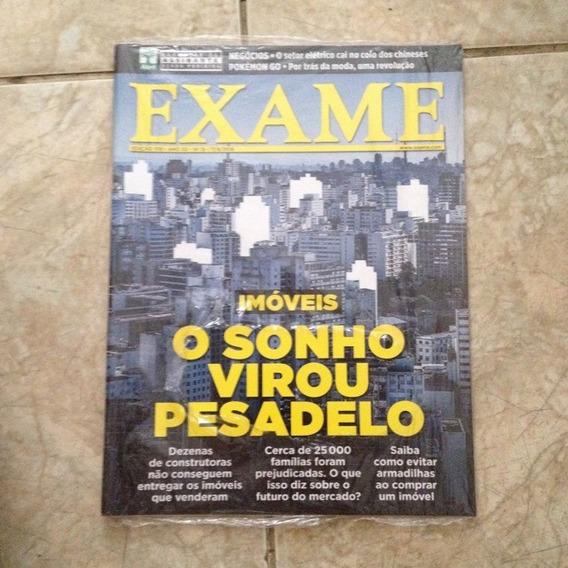 Revista Exame 1119 17/08/2016 Imóveis O Sonho Virou Pesadelo