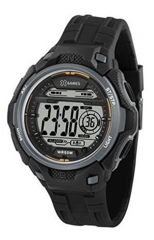 Relógio X-games Masculino Xport Preto Xmppd570-bxpx
