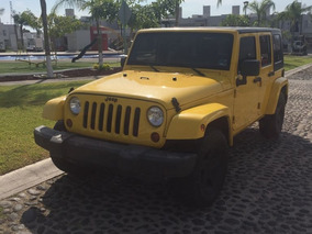 Jeep Wrangler 3.8 Unlimited X 4x2 At
