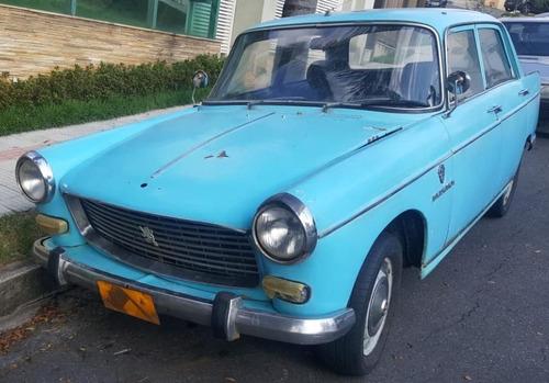 Imagem 1 de 8 de Peugeot 405 404