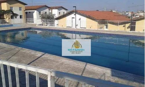 Imagem 1 de 14 de Casa Com 2 Dormitórios À Venda, 55 M² Por R$ 205.000,00 - Jardim Paraíso - Guarulhos/sp - Ca0045