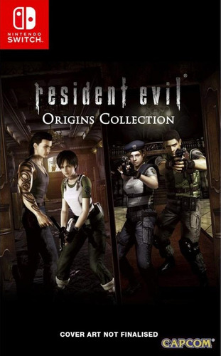Resident Evil Origins Collection - Nintendo Switch Fisico