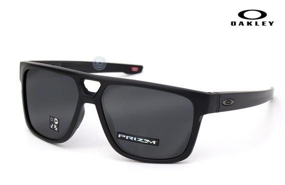 Lentes Oakley Oo9382 25 Matte Black Prizm Black Iridium