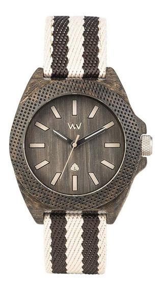 Relógio Wewood Phoenix Wenge Grey - Wwph04
