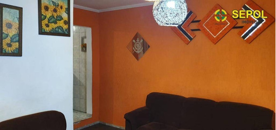 Casa Com 1 Dormitório À Venda Por R$ 260.000,00 - Jardim Tietê - São Paulo/sp - Ca0387