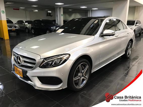 Mercedes Benz C250 Cgi Kir Amg Automatica 4x2 Gasolina 2.0