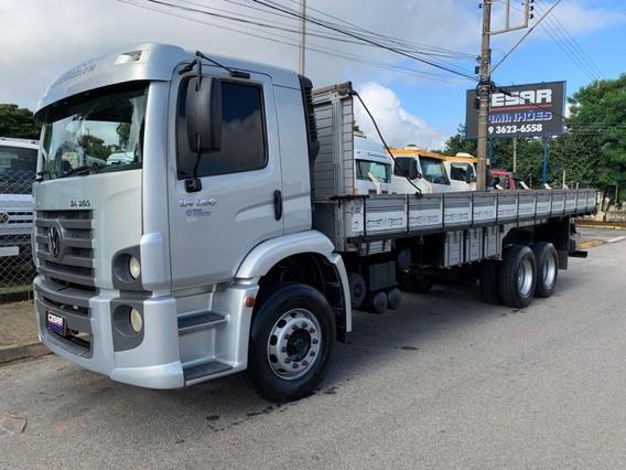 Vw 24250 2012 Carroceria Truck = Atego 2425 2428