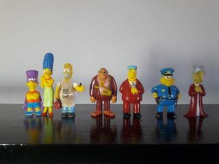 Muñequitos Jack Los Simpson 2007 Chicos Grandes