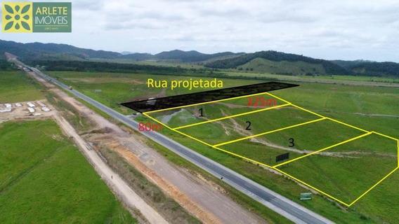 Terreno No Bairro Centro Em Ilhota Sc - 1451