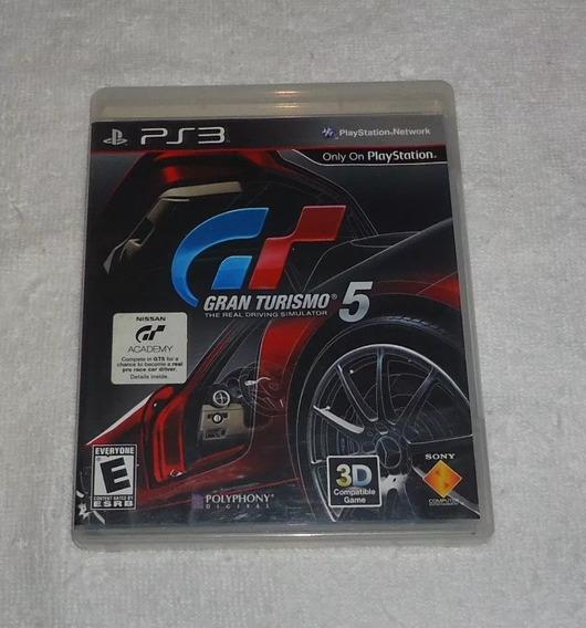 Gran Turismo 5 Nissan Ps3 Leg Portugues ** Frete Gratis Leia