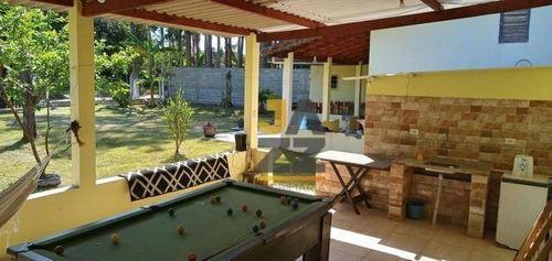 Chácara Com 2 Dormitórios À Venda, 675 M² Por R$ 239.000,00 - Jamaica - Interior - Itanhaém/sp - Ch0670