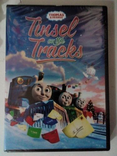 Thomas And Friends Dvd. Tinsel Un The Tracks. En Español