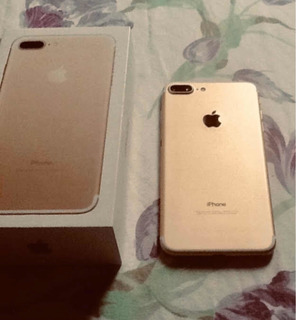 iPhone 7 Plus Dourado 32gb